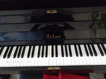 鋼琴Atlas