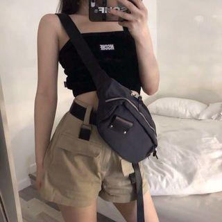 [PREORDER] Cargo shorts with belt