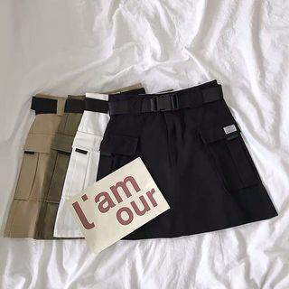[PREORDER] Cargo skirt