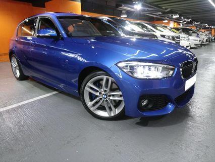BMW 120I. M Sport 2015