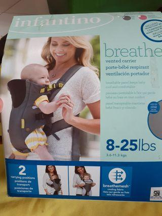 Infantino baby carrier breathe