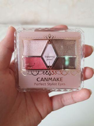 CANMAKE PERFECT STYLIST EYES #07