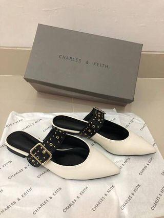 Charles & Keith Shoes selop