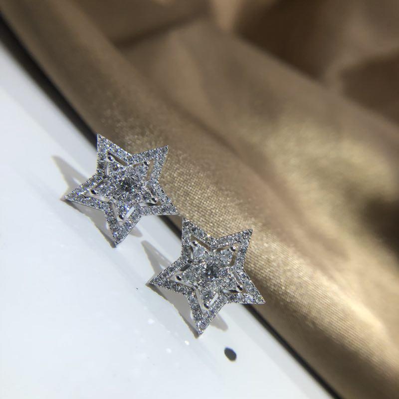 18k金鑽石💎✨💫耳環,共0.50ct 高色好🔥
