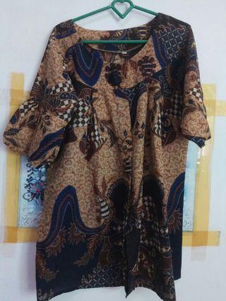 Batik // pengiriman dari Lampung