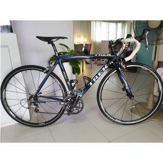 Limited edition Trek Madone SSL OCLV 55 full carbon Road Bike (Lance Armstrong's Tour De France bike, Size 52)