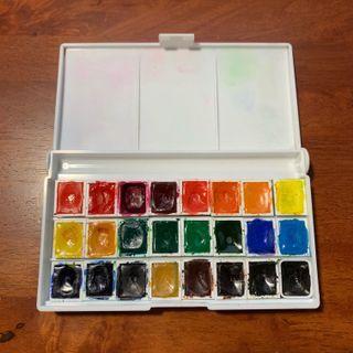 (Used) Royal Talens Van Gogh 24 colours