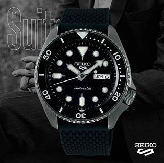 New Seiko 5 Watch SRPD65K2
