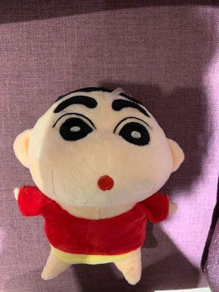 蠟筆小新娃娃(吸盤吊掛)#約23公分