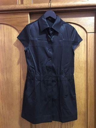 微光澤連身裙or長版上衣