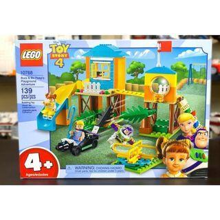 Lego Toy Story 4 Buzz & Bo Peep's Playground Adventure 10768