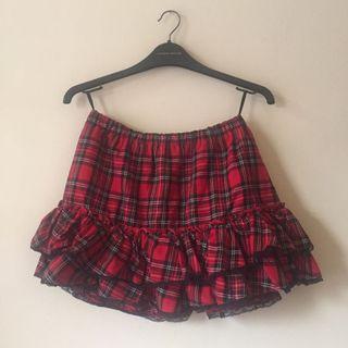 Mini Skirt kotak2