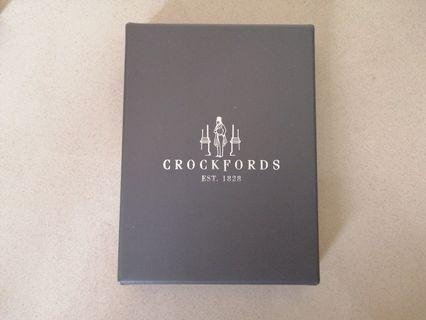 Crockford Hotel - Key chain collection