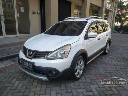 Allnew Nissan Grand Livina XGear 1.8 2013AT Best Condition