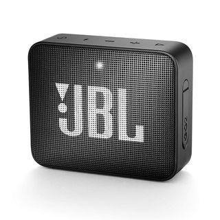 Original! JBL GO 2 Portable Waterproof Bluetooth Speaker (Black / Blue)