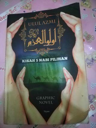 Graphic Novel islami