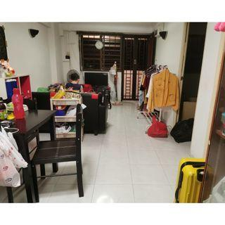 Blk 119 Bukit Merah View 3I For Rent. Avail 7th Oct. All profiles Elig. 2+1 utility room