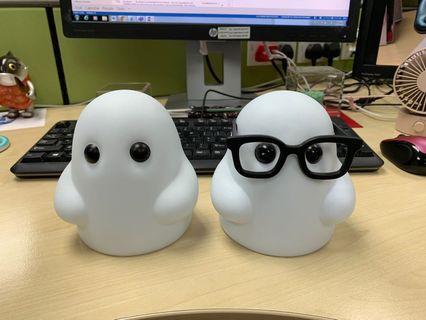 Tiny Ghosts - Original + Nerdy 🤓