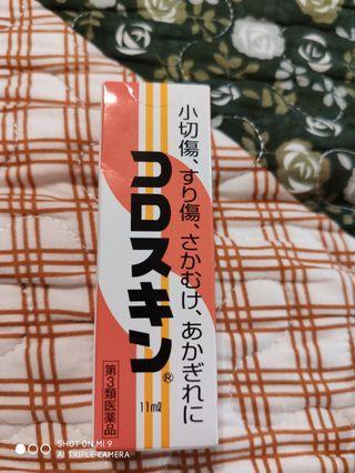 日本最夯液體ok繃