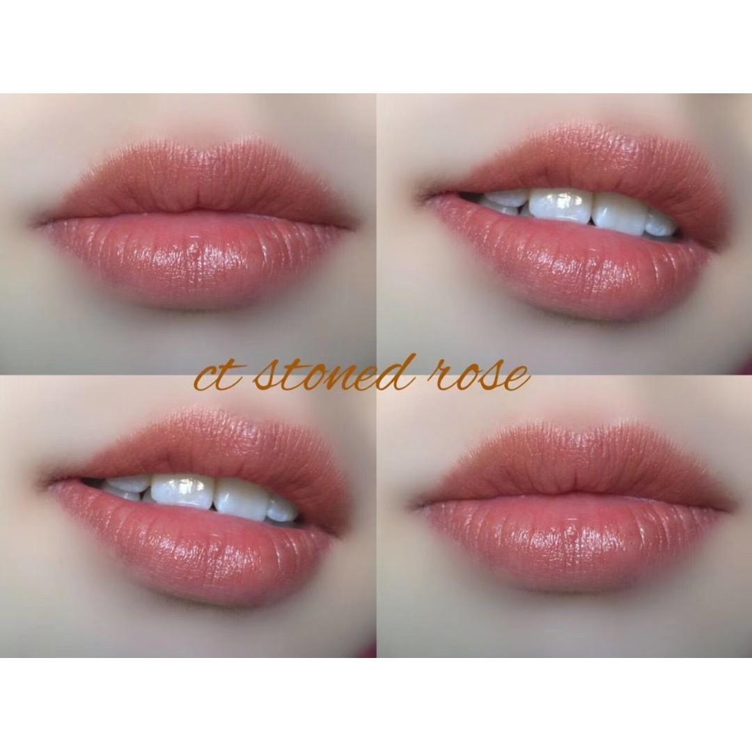 🇬🇧英國代購  CHARLOTTE TILBURY Matte Revolution lipstick,Hot Lips,K.I.S.S.I.N.G lipstick  可選色Amazing grace,Bond girl,Pillow talk,Red carpet red,The queen,Stoned rose等 235/支 **除特別備註