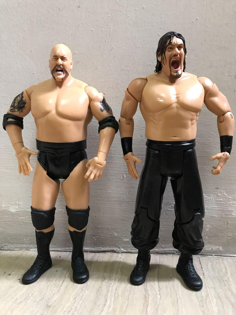 MISB WWF WWE Stone Cold Steve Austin Ultimate Figure Collection Jakks Ruthless