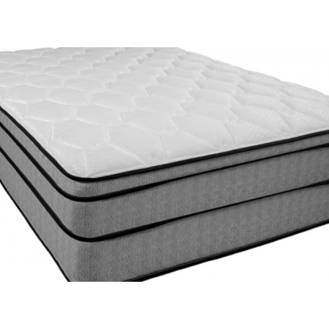 BRAND NEW EUROPEAN STYLE PILLOW TOP MATTRESSES ON SALE NOW