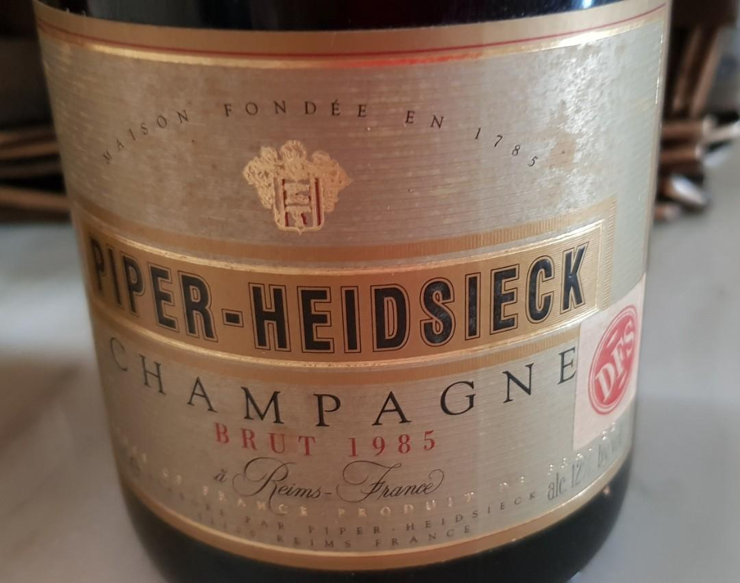 Champagne Piper Heidsieck Brut 750ml