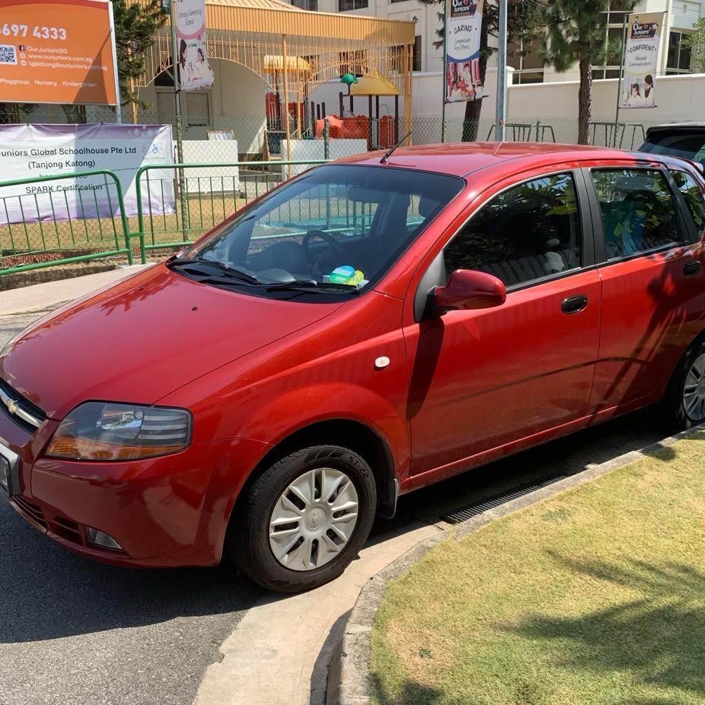 Chevrolet Aveo5 1.4 (A)