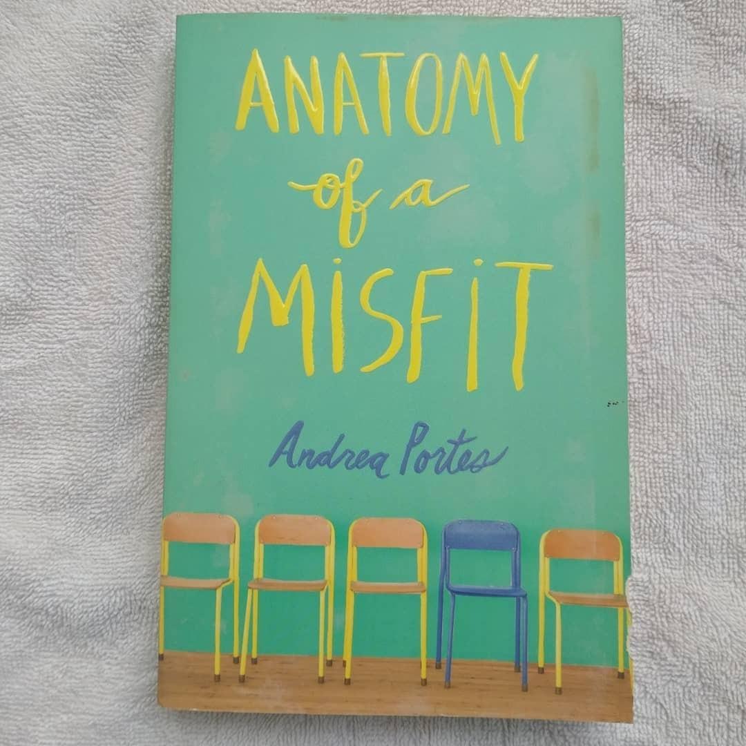 [ENG] Novel Anatomy of A Misfit - Andrea Portes