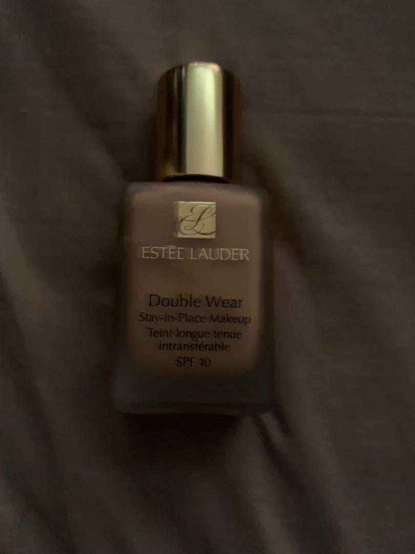 Estée Lauder double wear foundation 4w1 honey bronze