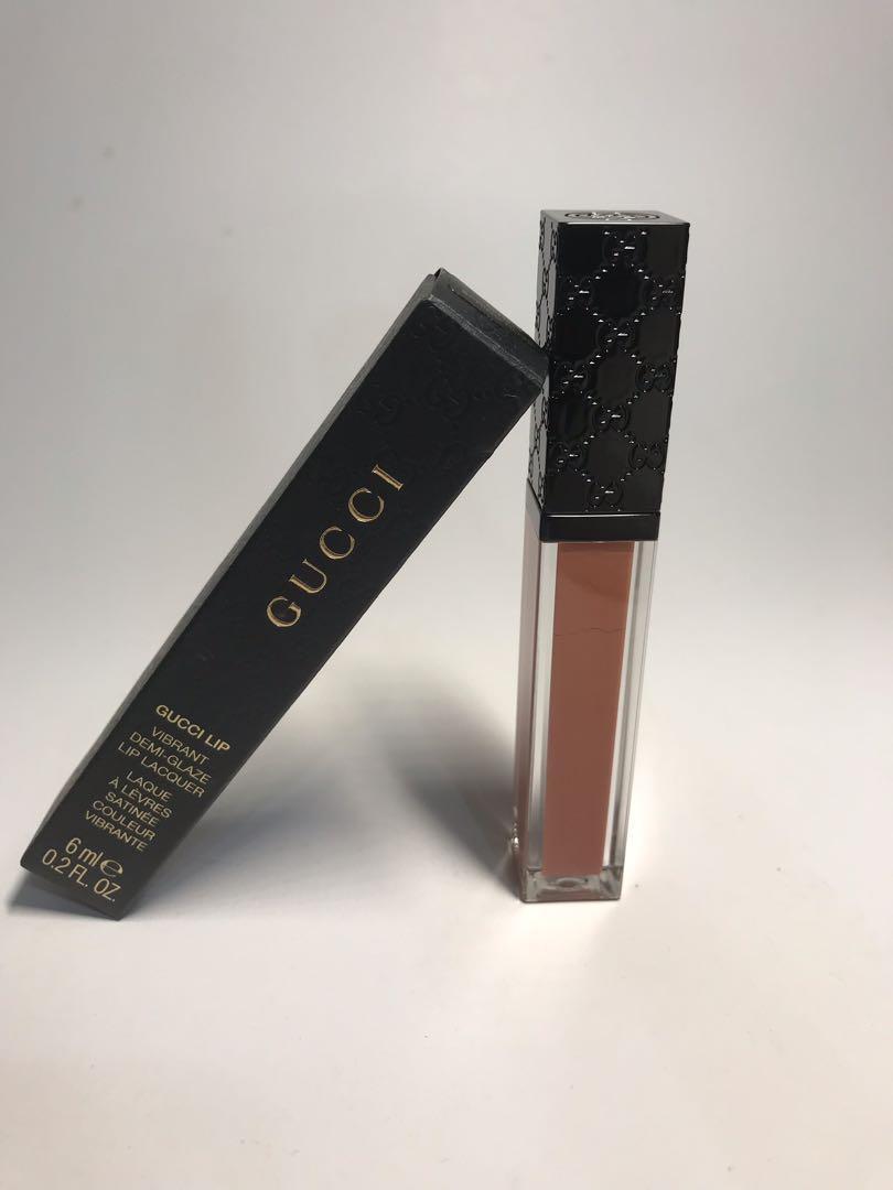 Gucci lip gloss
