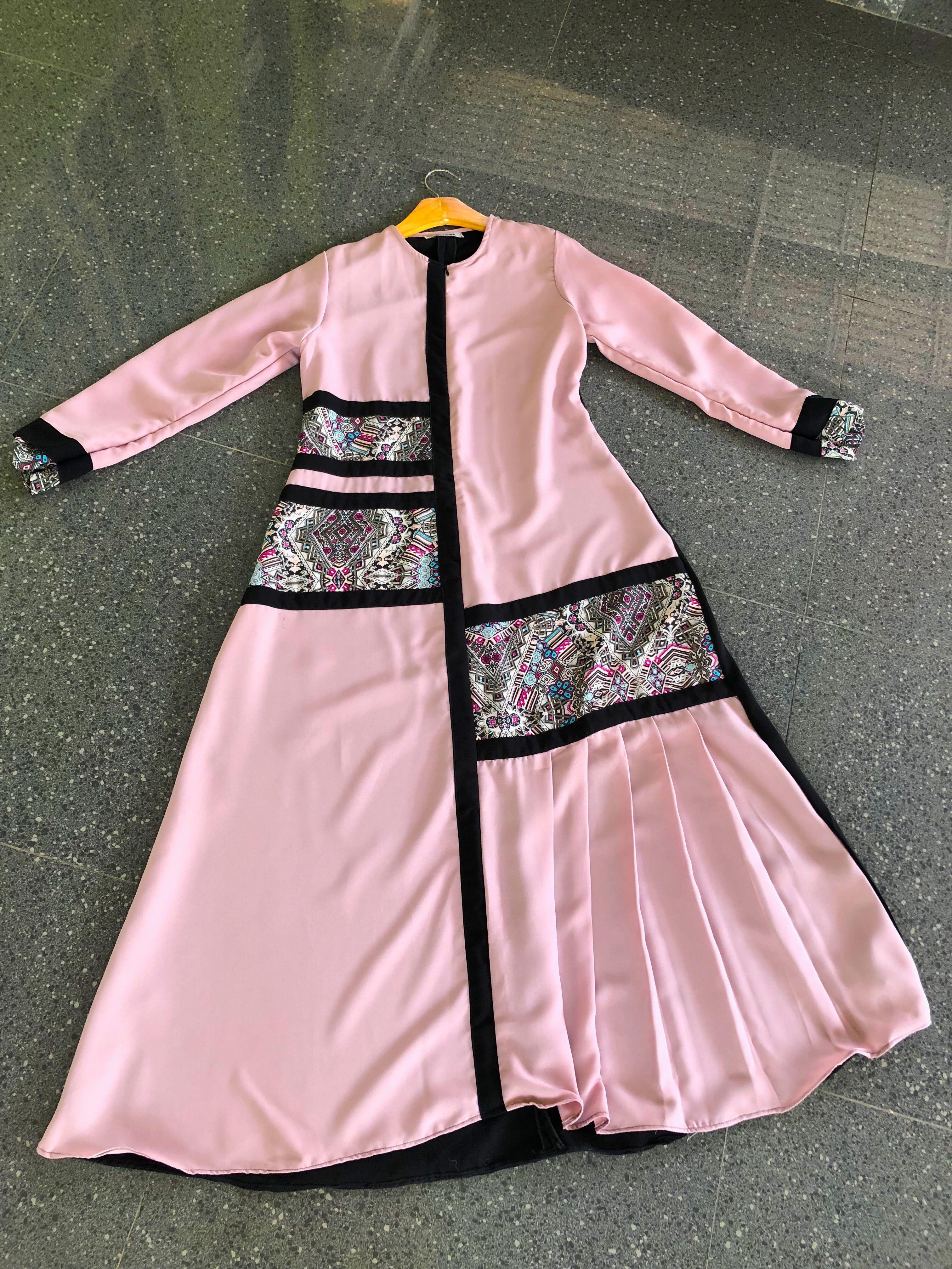 Model Baju Gamis Javina Terbaru Jualan Online Lazada