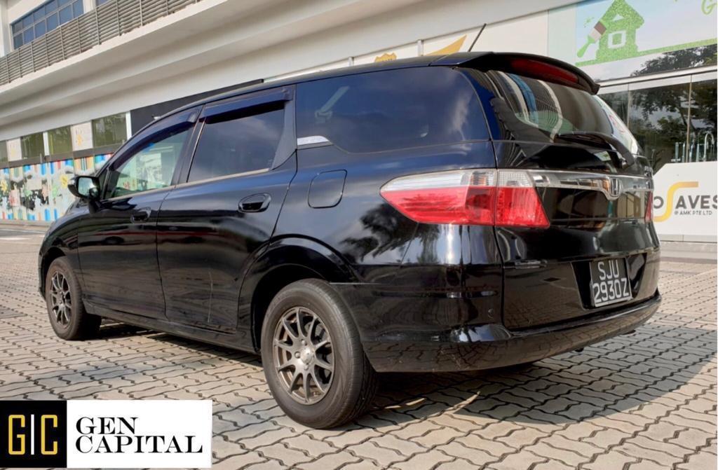 Honda Airwave @ Lowest rental rates, good condition!