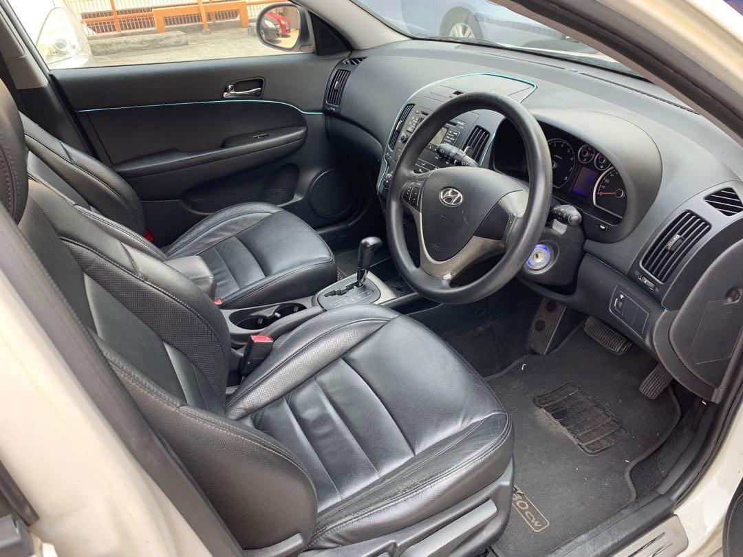 Hyundai i30 Wagon Sunroof  1.6A (NEW 5YRS COE) Auto