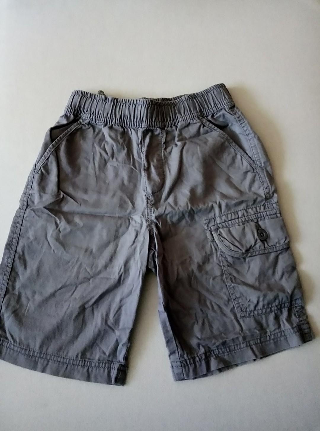Ikks&bossini 2短褲