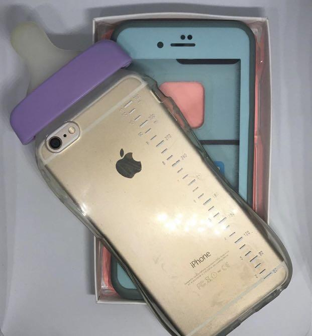 iPhone 7+/8+ LifeProof Case & iPhone 6/6s Plus Bottle Case