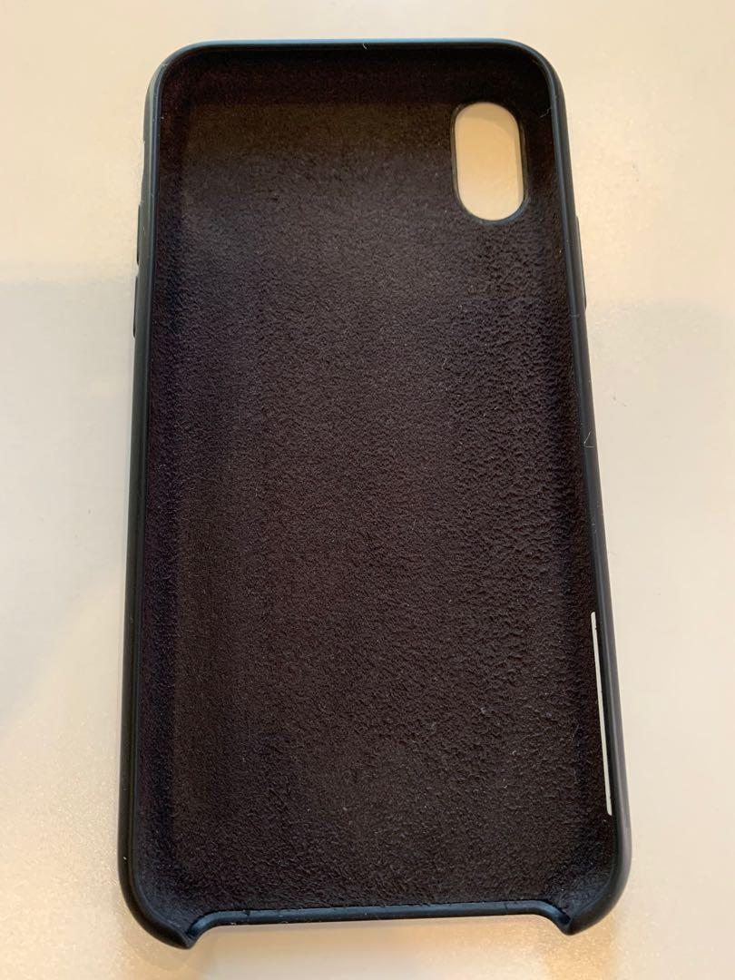 iPhone X or XS Rubber case designed by Black Rock