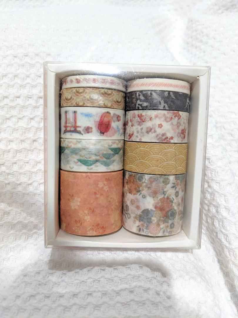 Japanese Washi Tape / Pink Washi Tapes / Sakura Flower Washi Tape