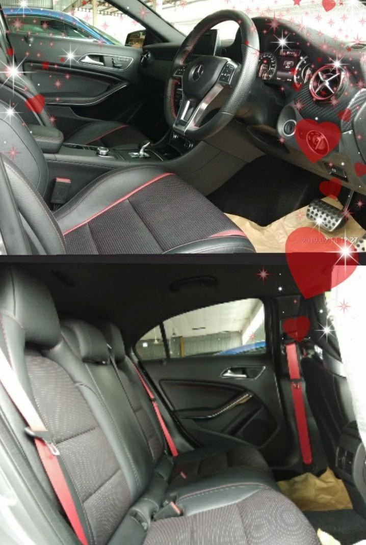 MERCEDES BENZ A45 AMG 2.0Tfoum UK RECON ON THE ROAD PRICE RM238,888