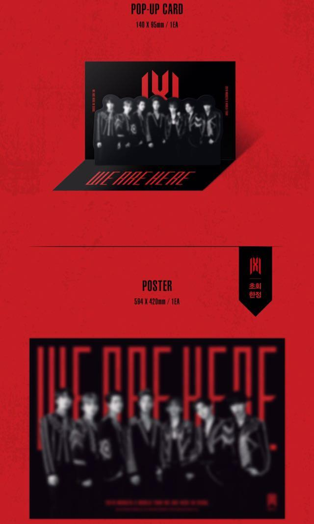 MONSTA X - 2019 Monsta X World Tour (We Are Here) in Seoul DVD