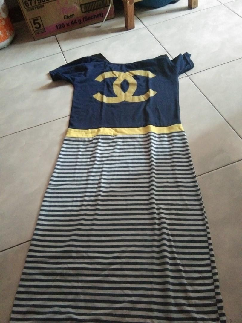 Murah meriah Dress chanel