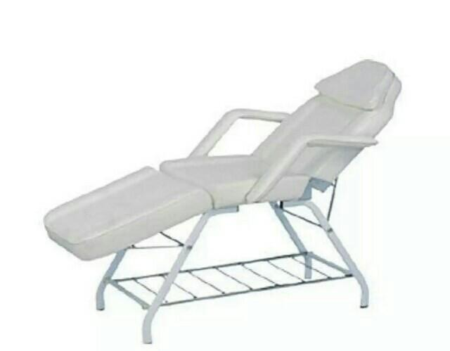 Astounding On Hand Reclining Facial Microblading Bb Glow Bed Facial Short Links Chair Design For Home Short Linksinfo
