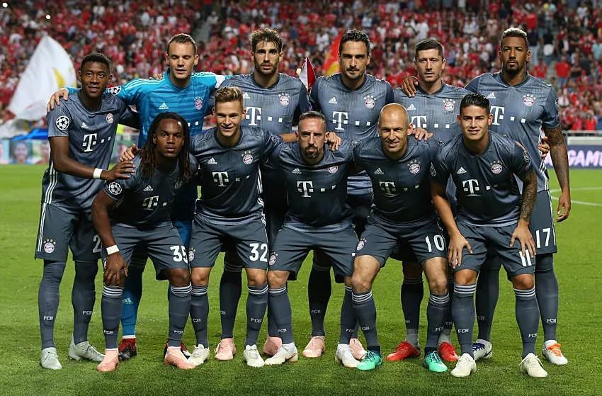 Original Bayern Munich Away 18/19