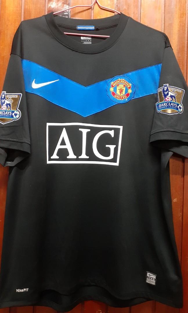 Original Man United Away 09/10