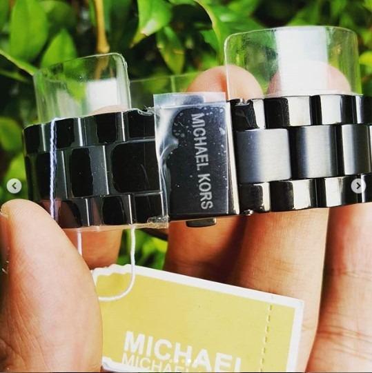 Original Michael Kors Slim Runway Women's Stainless Steel Watch MK3221