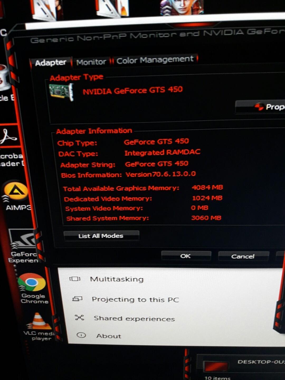 PACKAGE DESKTOP PC A8SERIES
