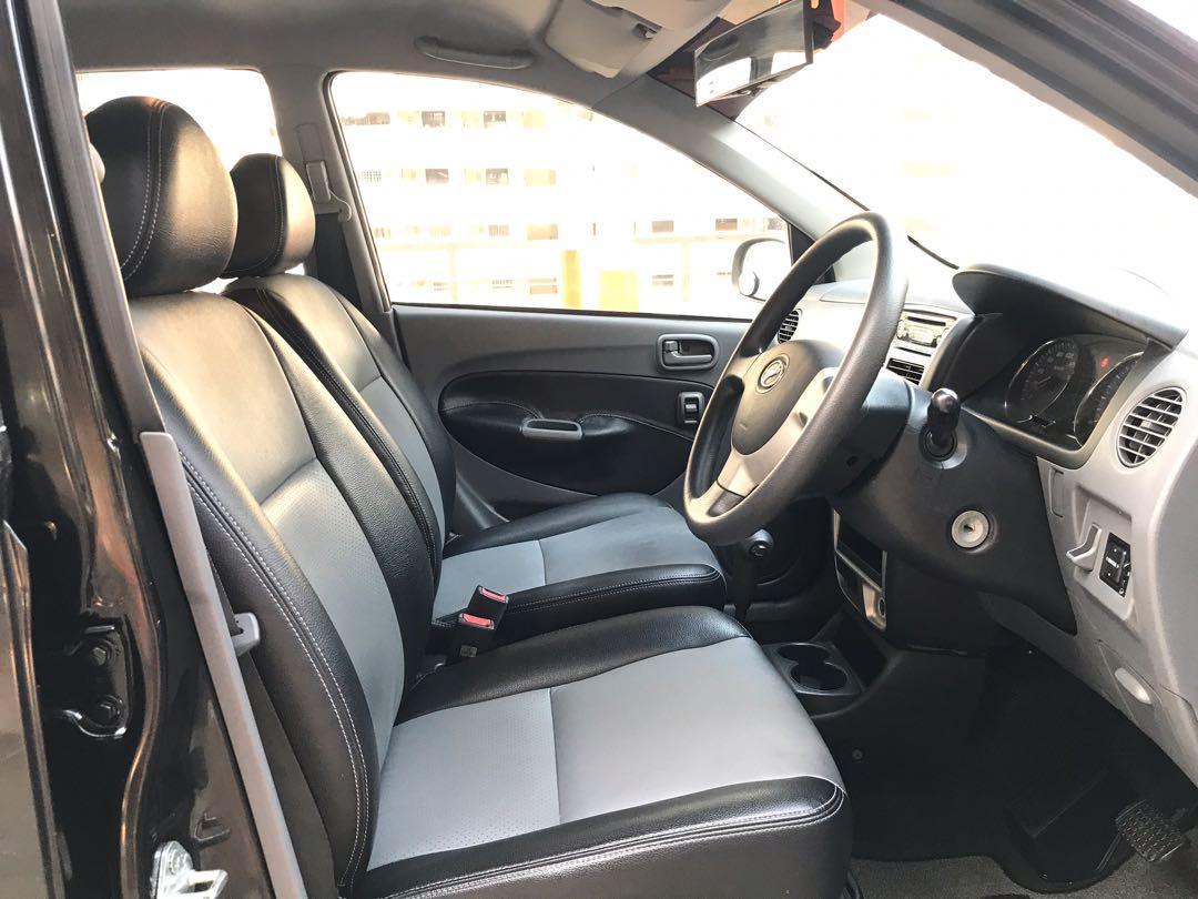 Perodua Viva 1.0A EZI Auto