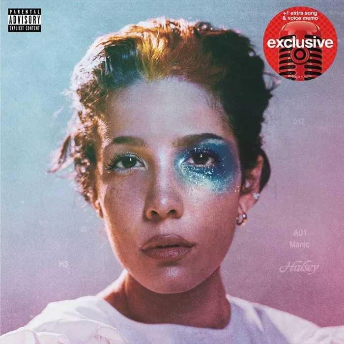 [PO] Halsey - Manic Target Exclusive Edition
