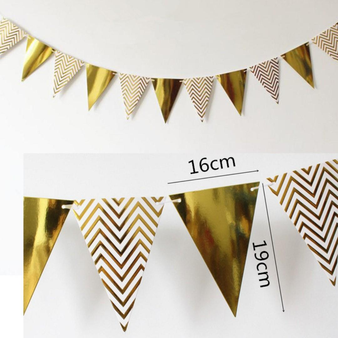 [Ready stock in SG] - Happy birthday simple decoration set - Super value pack!!!!!