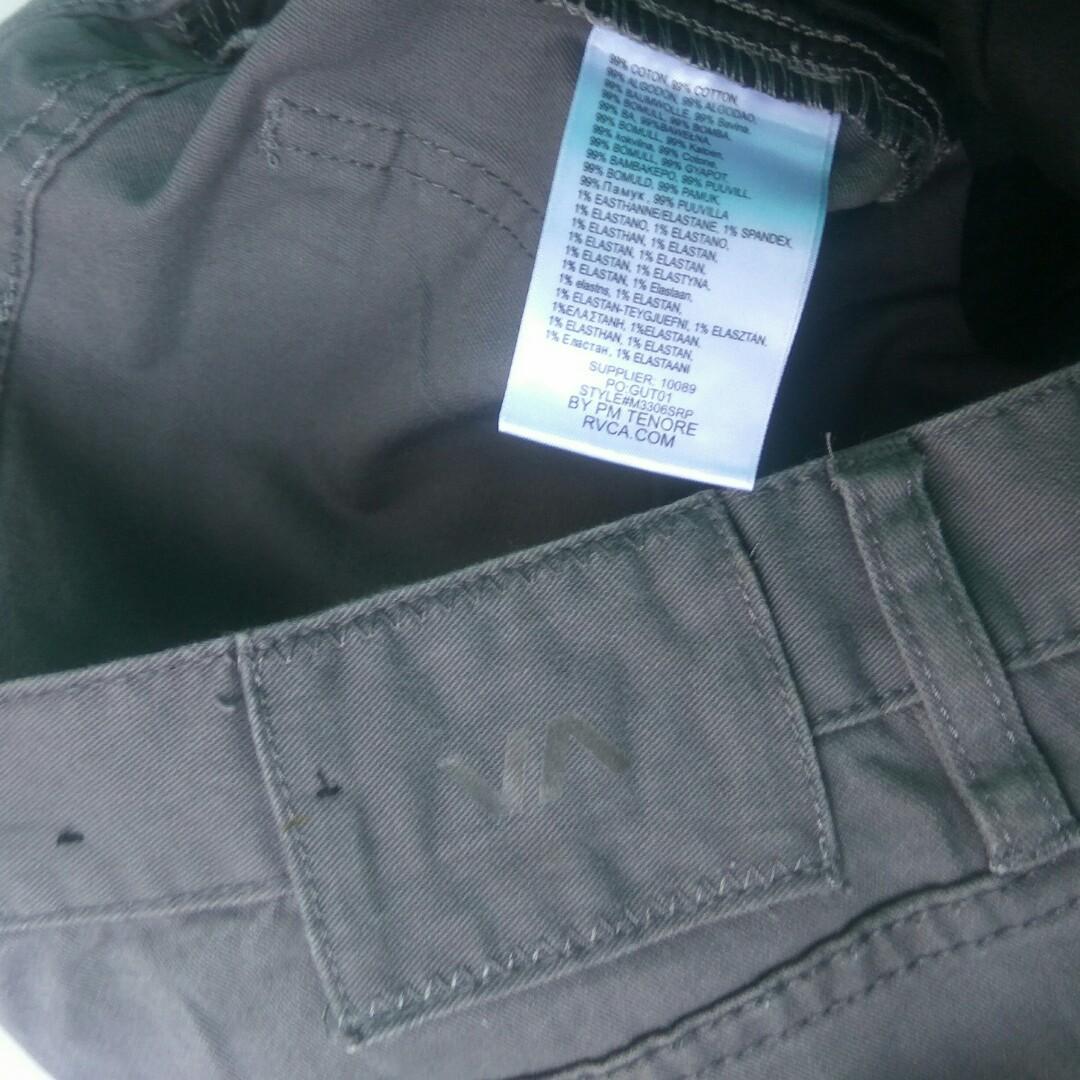 RVCA - RVCA JEANS - celana jeans rvca